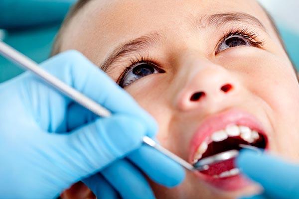 Povrede mlječnih zuba
