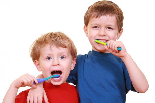 Kada početi sa pranjem zuba kod djece