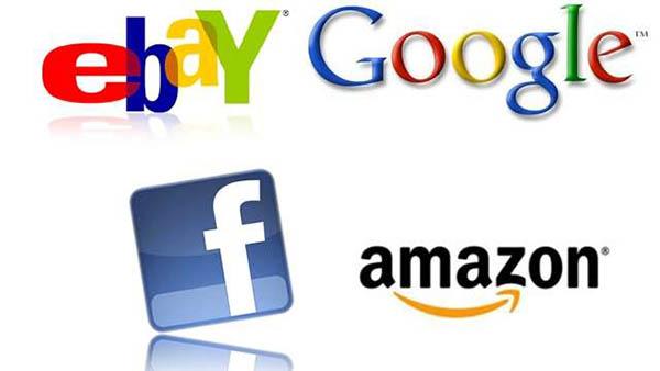 "Najbogatiji sajtovi: Amazon u sekundi zaradi 1.084 dolara, Facebook ""samo"" 63!"