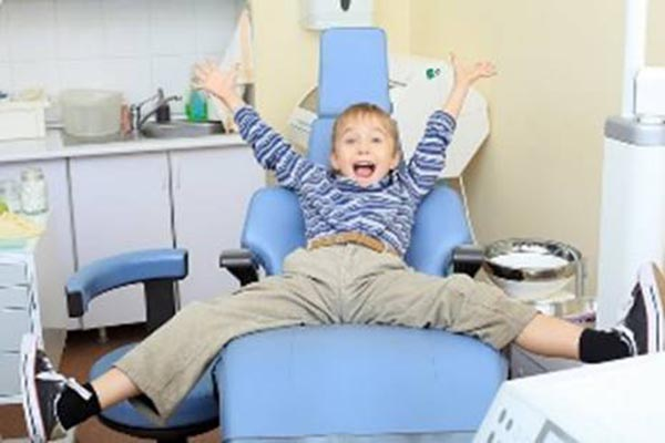 Prvi odlazak zubaru