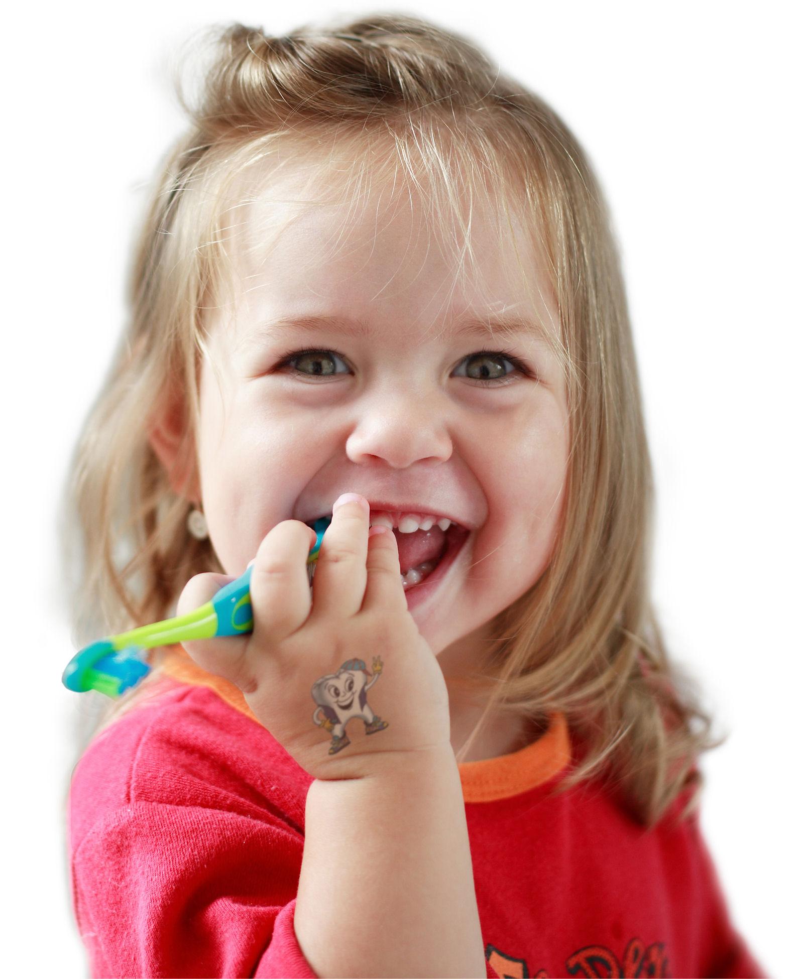 Intruzivne povrede mlječnih zuba