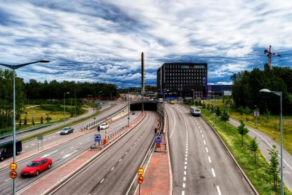 helsinki-traffic-junction-hdr