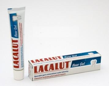 LACALUT FLUOR gel