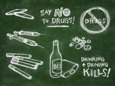 Ovisnost o drogama i oralno zdravlje srijeda