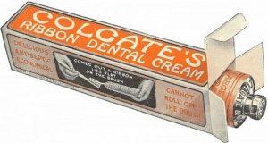 Istorija zubne paste