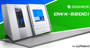 Predstavljamo – Roland DWX-52DCi Dental Milling Machine