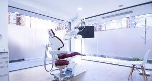 Enterijer stomatološke ordinacije