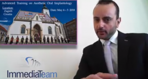 """Immediate Placement and Loading – Socket Shield Surgery"" – Zagreb, 4. – 5. maja"