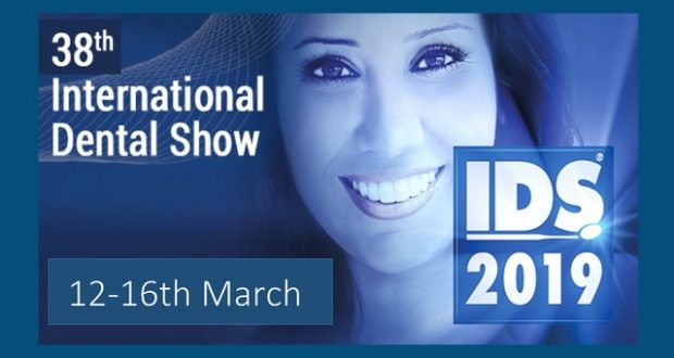 International Dental Show, IDS – Keln (Njemačka), 12. – 16. mart 2019. godine