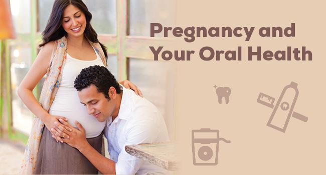 Slikovni rezultat za oralna higijena u trudnoći