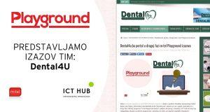 Dental4u.ba u finalu m:tel Playground izazova