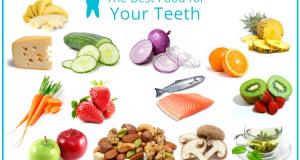 Hrana za zdrave zube – šta je dobro, a šta ne?