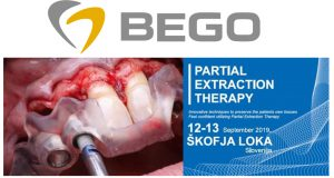 Partial Extraction Therapy – Škofja Loka, 12 – 13.9.2019.