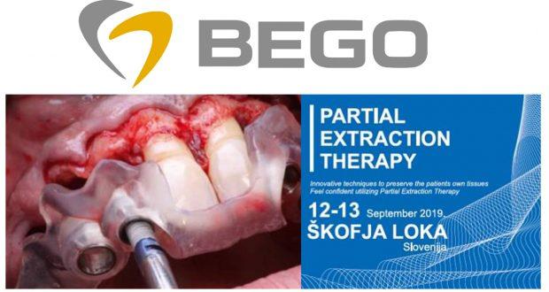 Partial Extraction Therapy – Škofja Loka, 12 – 13.9.2019.