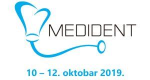 44. MEDIDENT – Međunarodni sajam medicine i stomatologije – Beograd, 10. – 12. oktobar