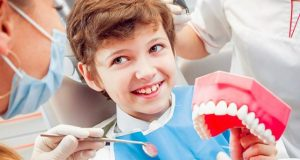 Paradontopatija kod djece