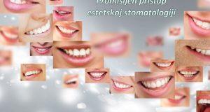 Promišljen pristup estetskoj stomatologiji