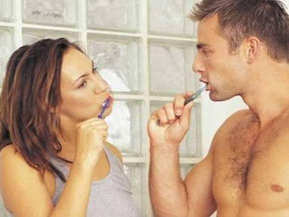 Pranje zuba utiče na seks