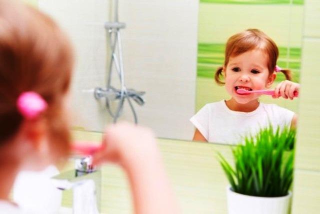 Kako da dijete ne guta pastu za zube?