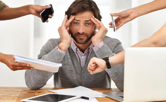 Stres može da dovede do gubitka zuba