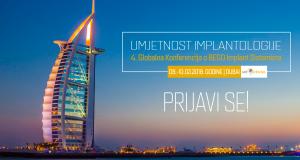 UMJETNOST IMPLANTOLOGIJE – 4. Globalna Konferencija o BEGO Implant Sistemima – Dubai, 9 – 10. februara 2018.