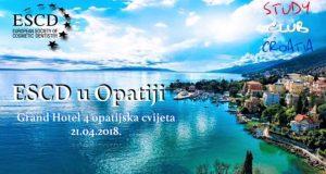 ESCD Study Club Croatia – Opatija, 21. april