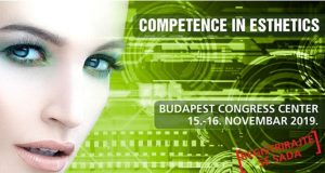 Competence in Esthetics 2019 – Budimpešta, 15. – 16. novembar